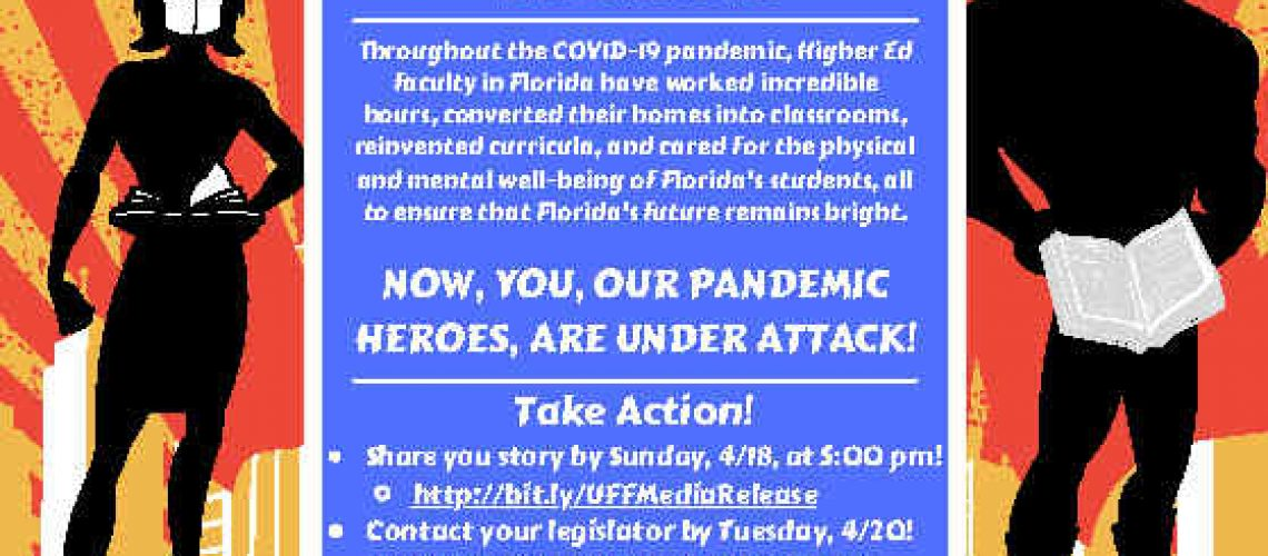 Heroes of the Pandemic Flyer - JPEG